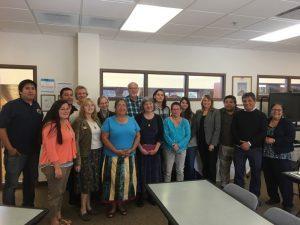 College of Menomonee Nation Members